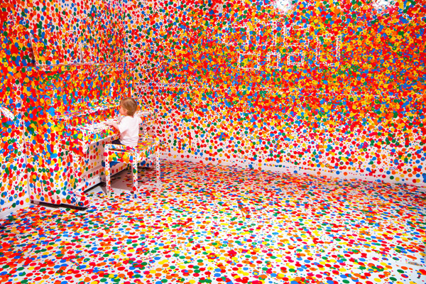 The Obliteration Room - AFTER